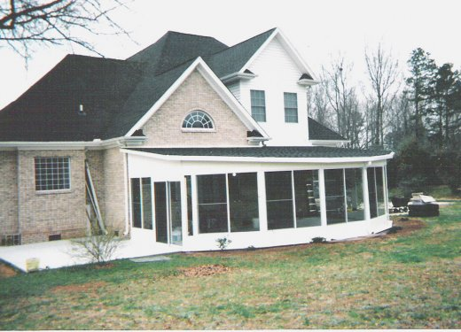 Anderson Greenville Greenwood Sc Sunrooms Glass Rooms